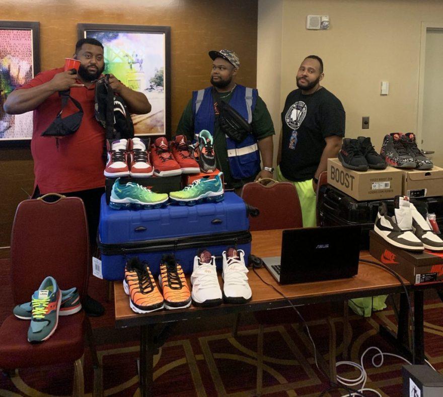 Sneakerheads 101 Blerdcon