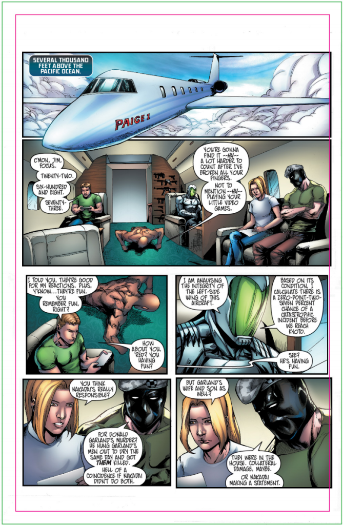 CHESS plane panel Issue 1