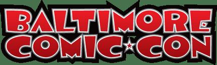 baltimore comiccon logo
