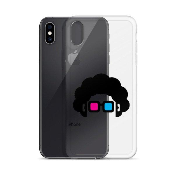 Blerd iPhone case