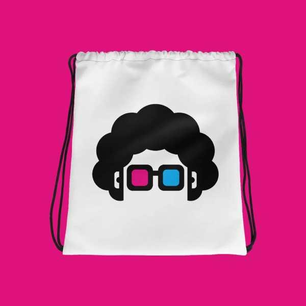 Blerd™ Drawstring Bag