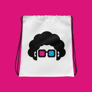 Blerd™ Drawstring Bag