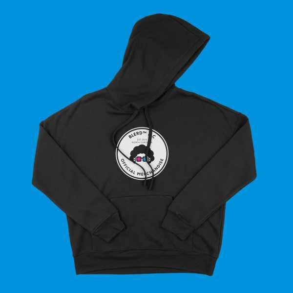 Blerd™ Official Merchandise Premium Unisex Hoodie