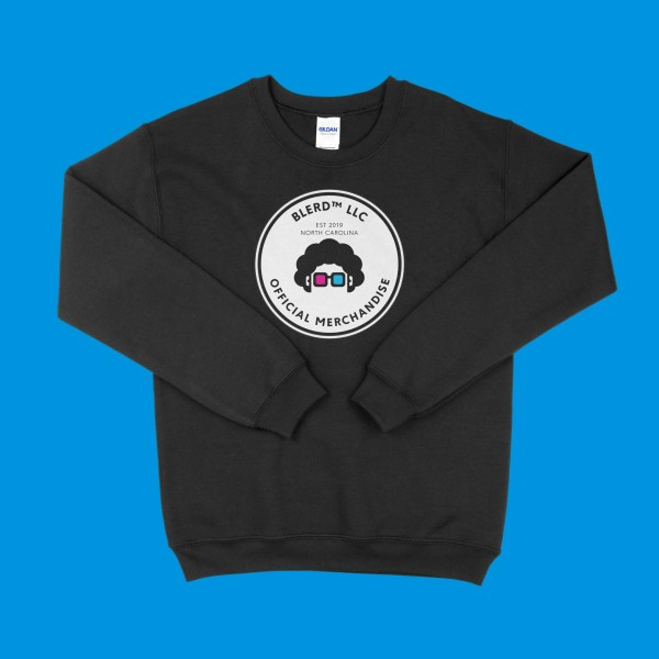 Blerd™ Official Merchandise Unisex Sweatshirt