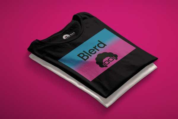 Blerd™ Wave Short sleeve t-shirt