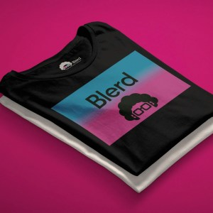 Blerd™ Wave Short sleeve t-shirt