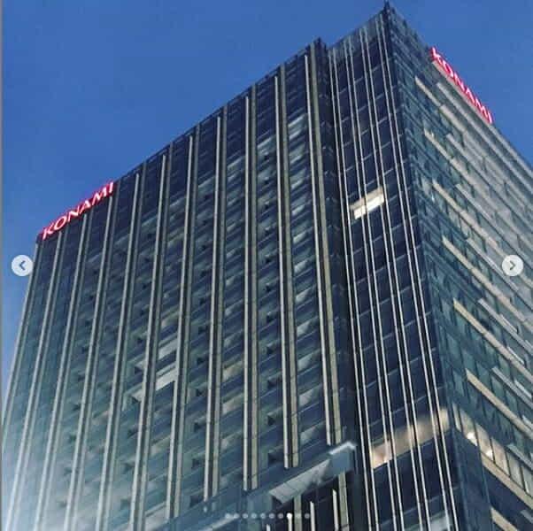 Konami Building Roppongi