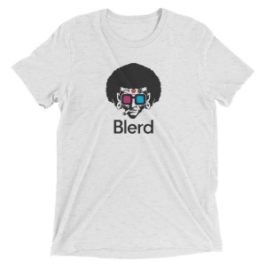 Blerd Anime #3 Shirt