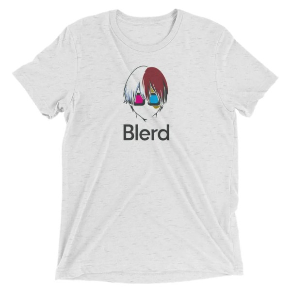 Blerd Anime #10 Shirt