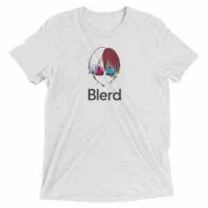 Blerd Anime #10 Shirt