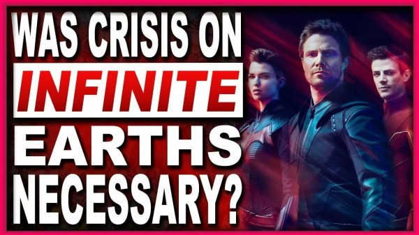 crisis on infinite earth