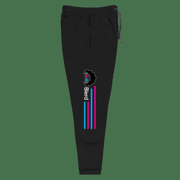 Blerd Unisex Joggers - Black