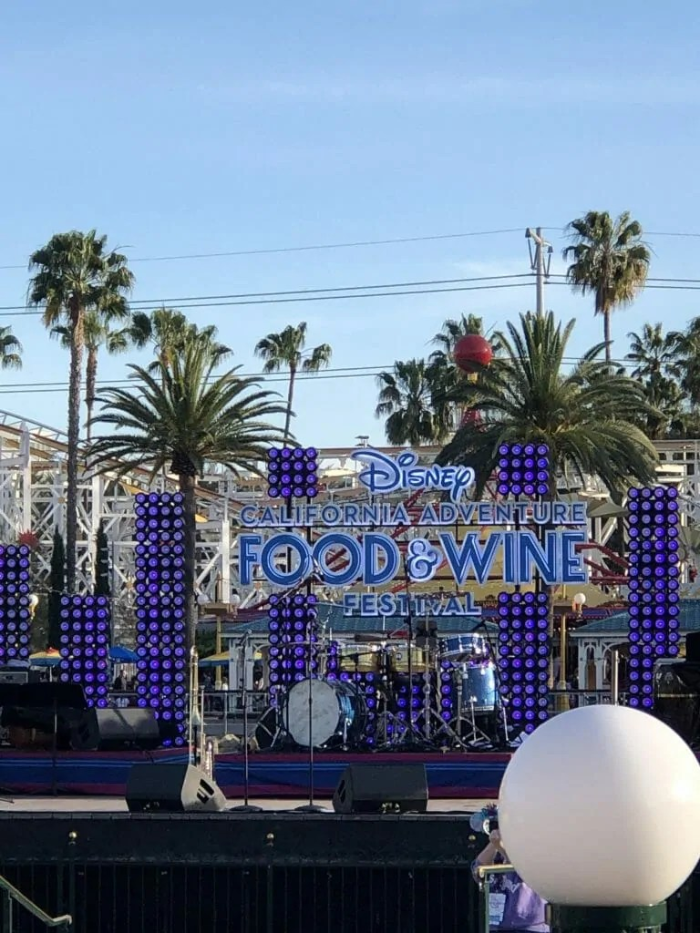 Disney Food and Wine Festival 2020 Pic 2