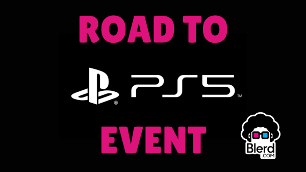 road to ps5 event