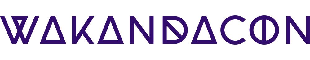 wakandacon logo