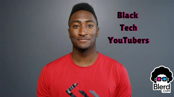 black tech youtubers