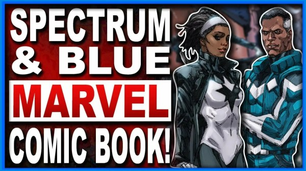 blue marvel spectrum