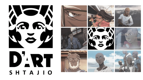 D'ART Shtajio Black Anime Studio
