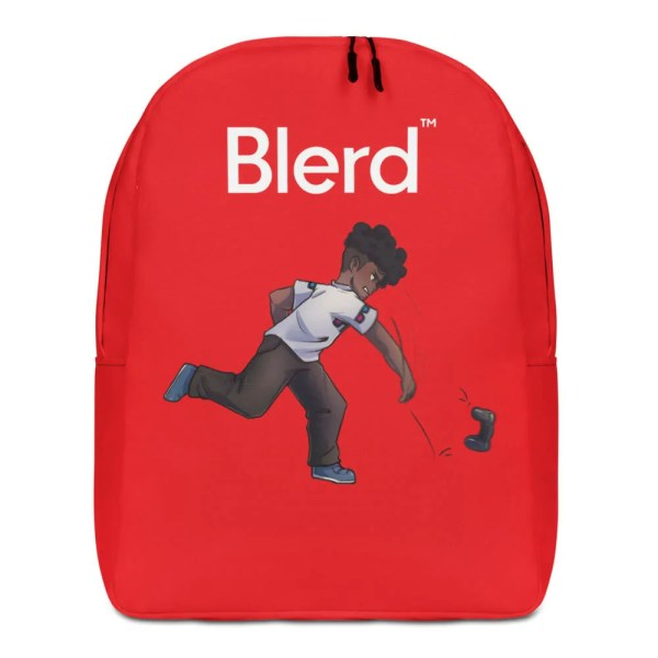 Blerd Gaming Rage Backpack