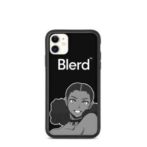 Blerd Inclusion Biodegradable iPhone Case