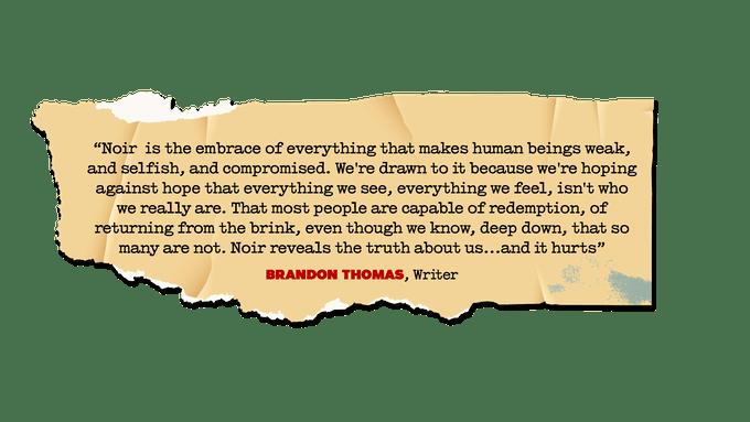 Black Noir Brandon Thomas