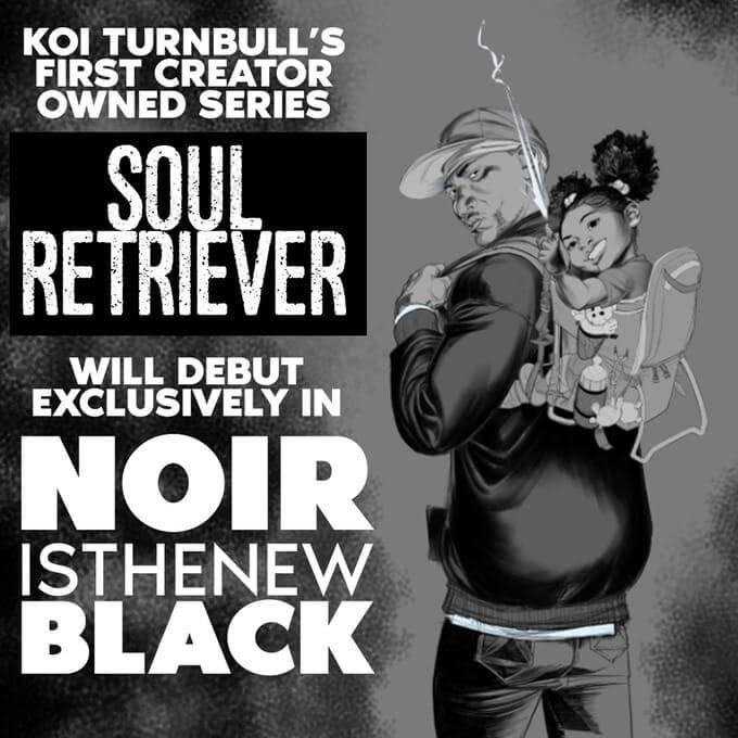 Black Noir Kickstarter