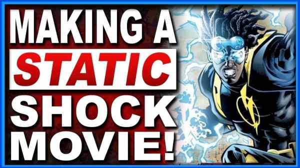 static shock movie