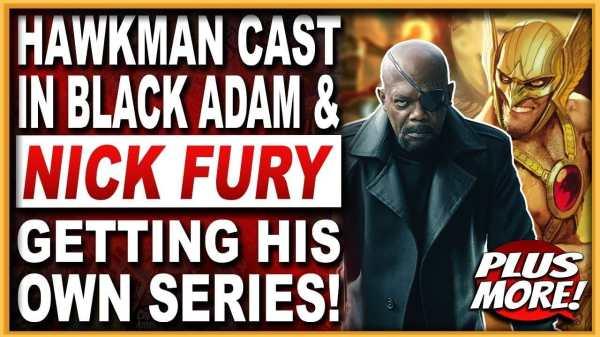 The Nick Fury Series