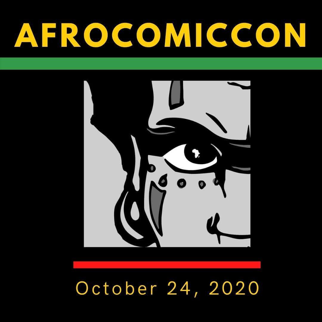 afrocomiccon 2020