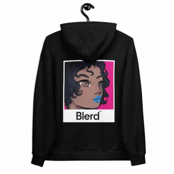 Normalize Black Women Hoodie