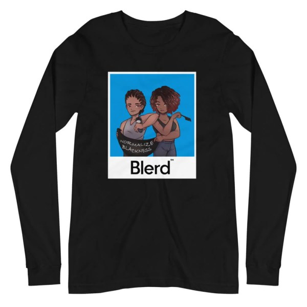 Normalize Blackness Together Long Sleeve Tee