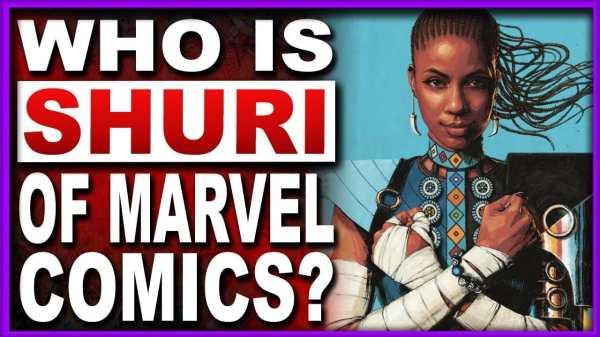 who is shuri of marvel comics