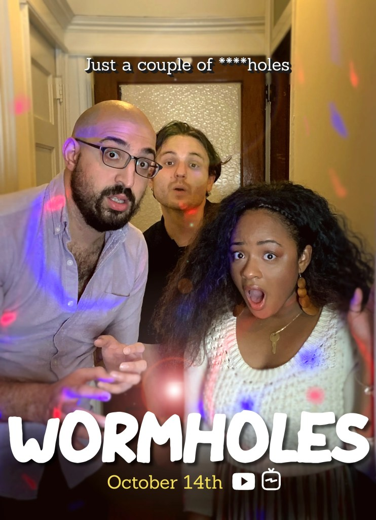 Wormholes Poster 1 1
