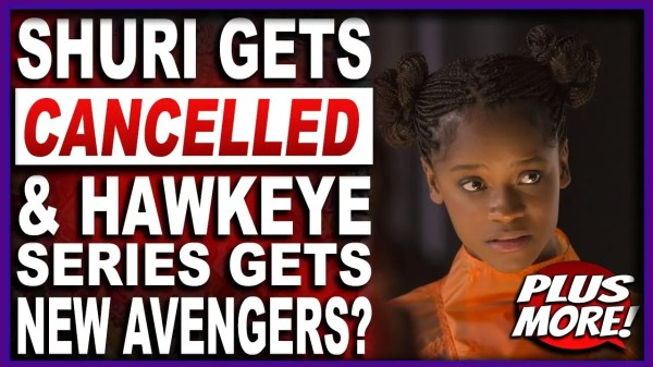 Shuri Gets Cancelled