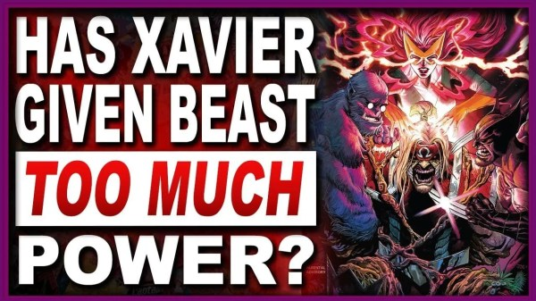 X-Force #15 - Beast Has Gone Too Far