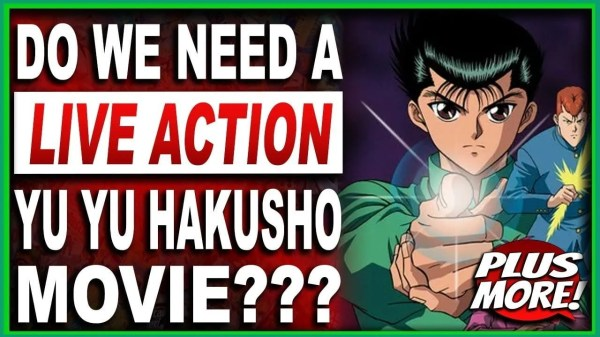 Yu Yu Hakusho Movie On Netflix