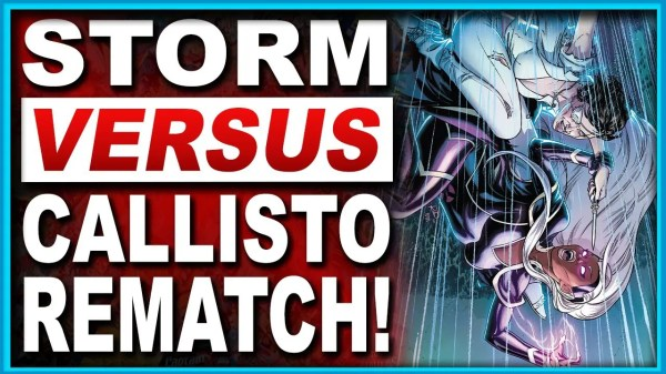 storm versus callisto rematch