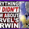 Darwin - The X-Men Mutant Who Cannot Die