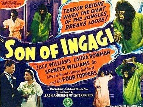 Son of Ingagi Poster