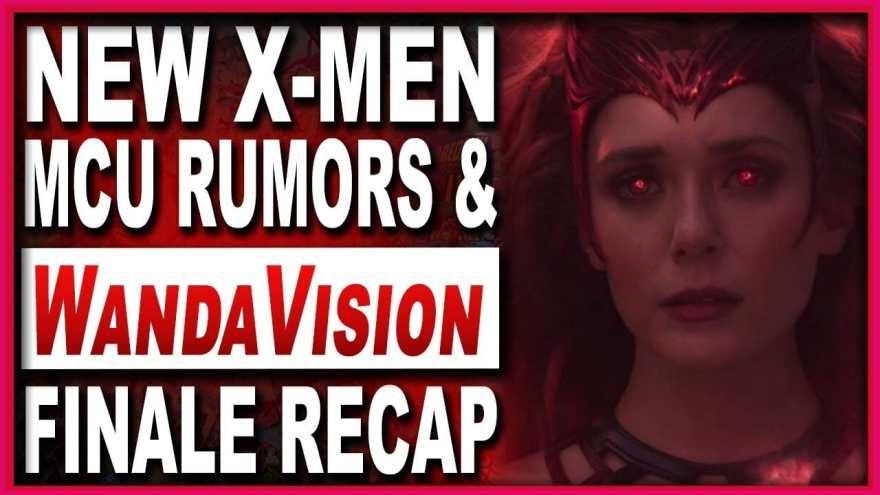 WandaVision Finale Recap X Men MCU Rumors 1