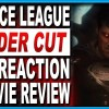 justice league snyder cut review
