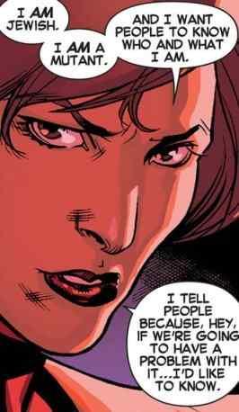 Kitty Pryde - A Jewish Superhero