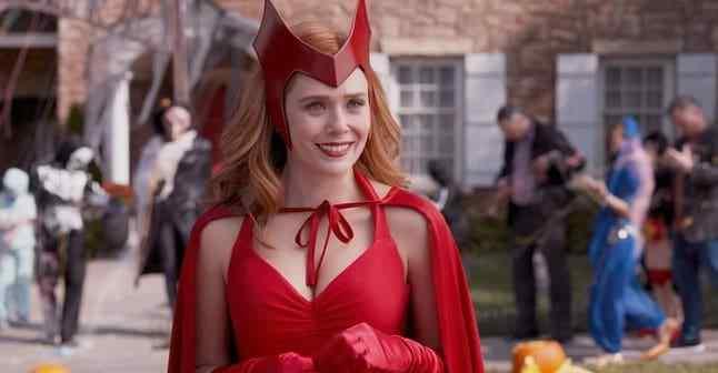 Wandavision Halloween Episode
