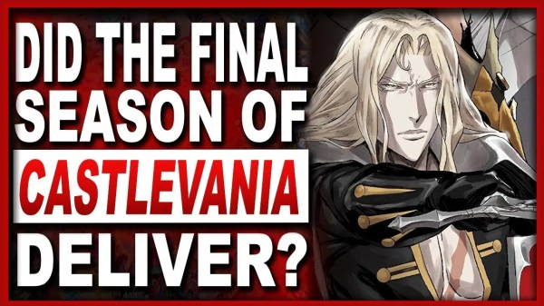 Castlevania Series Finale Review The Blerd Cave