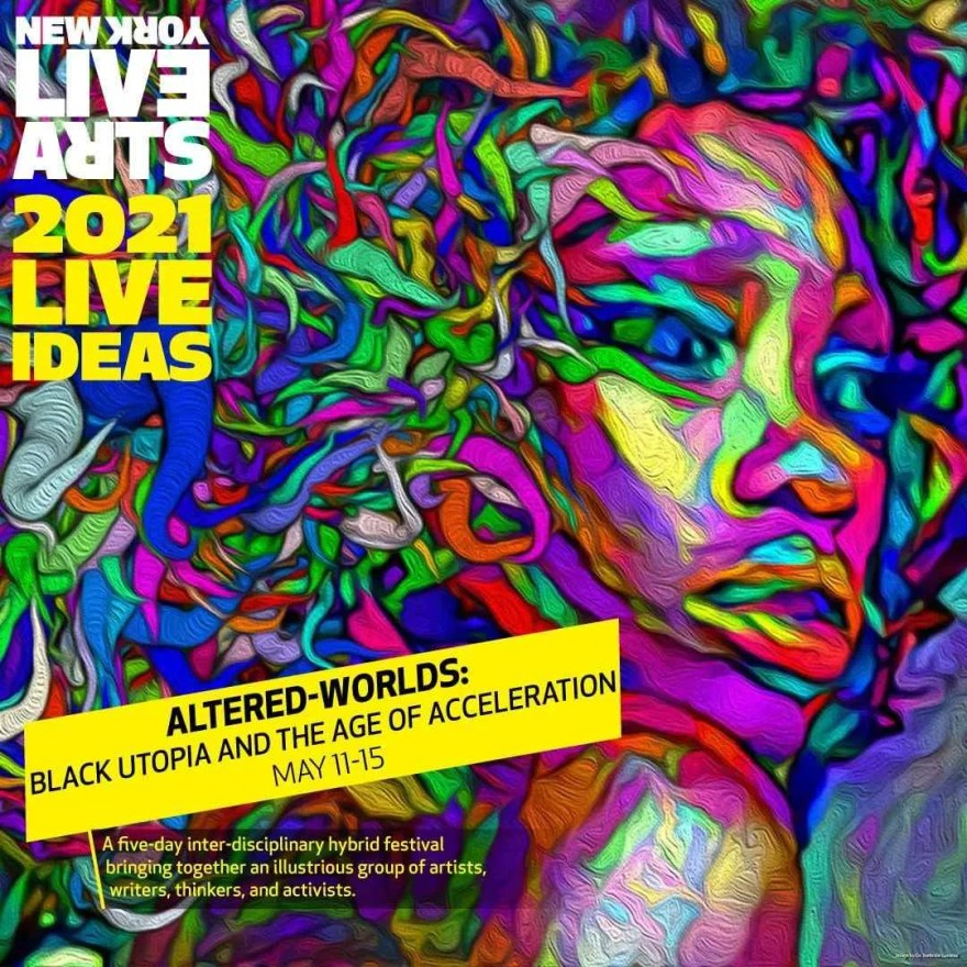New York Live Arts Afrofuturism Event 3