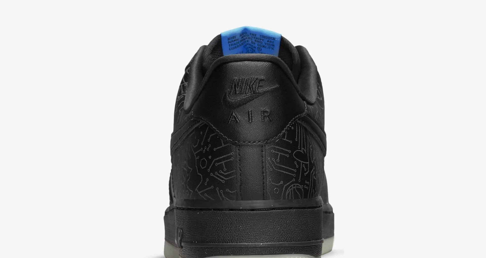 Air Force 1 07 x Space Jam A New Legacy Computer Chip 2