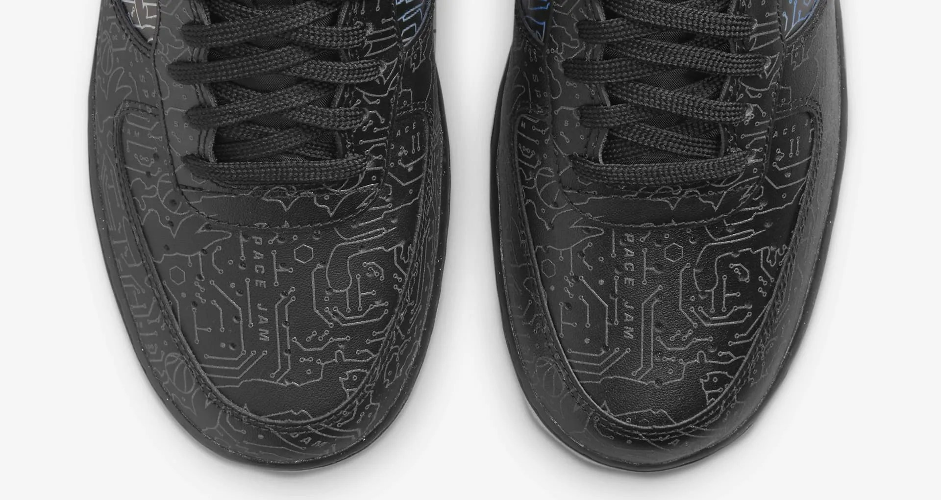 Air Force 1 07 x Space Jam A New Legacy Computer Chip 4
