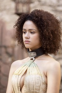 Missandei is hair goals