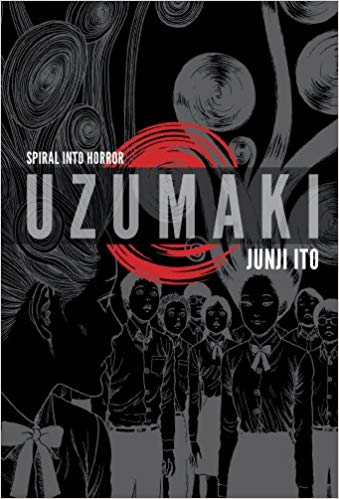 Uzumaki Manga- The Town Infected with Spirals