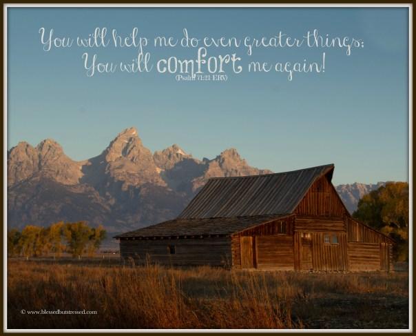 Psalm 71:21